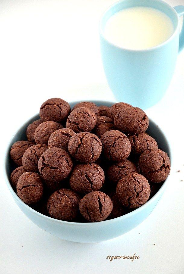 en nefis kakaolu kurabiye tarifi