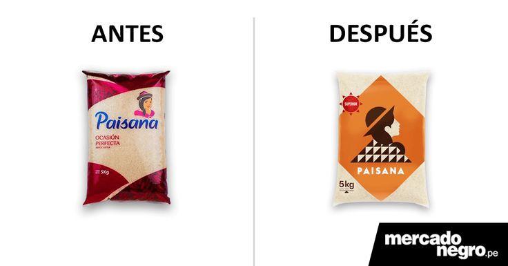 Arroz Paisana cambia de identidad visual | MercadoNegro