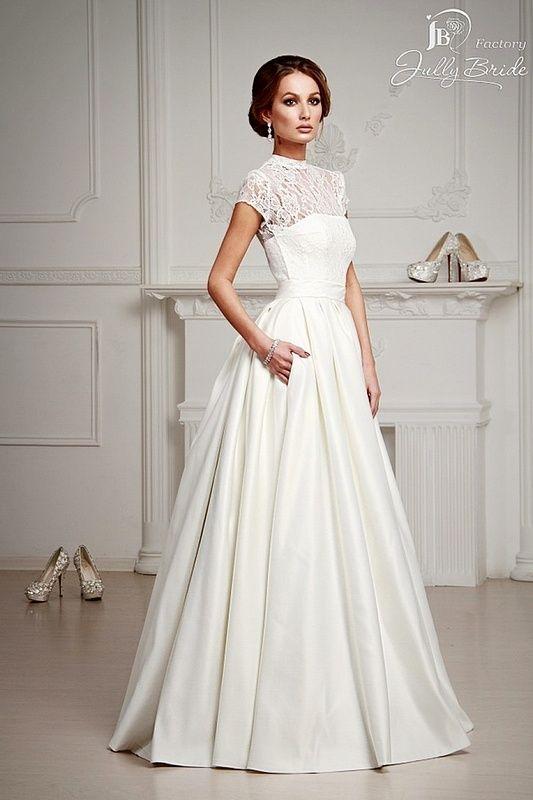 Кружевные свадебные платья - BondiBlue.ru