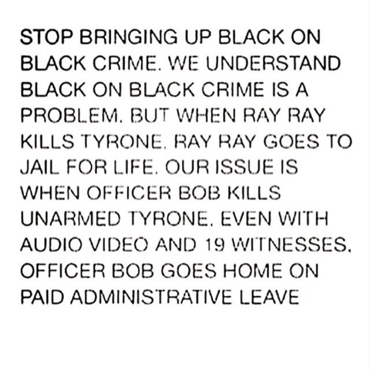 Ppl need 2 UNDERSTAND this!   End the violence   Black lives matter   Justice   Equality