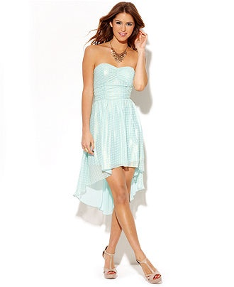 Can consult Blue high low semi formal dresses apologise