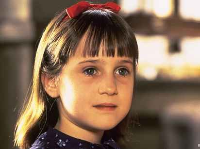"""The Cast Of """"Matilda"""" Then And Now"""