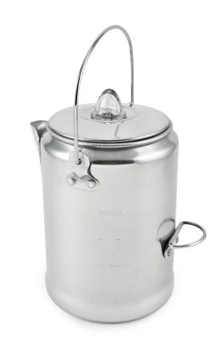 Chinook Canyon 9 Cup Aluminum Coffee Percolator * Visit the image link more details.