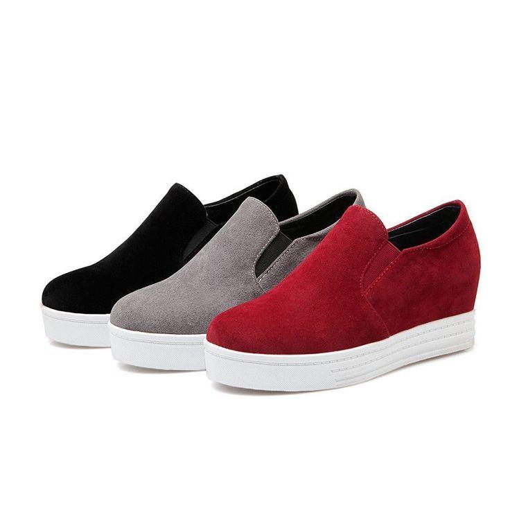 Women Wedges Summer Pumps High Heel Loafers Platform Shoes #platformpumpswedges #sandalsheelswedge