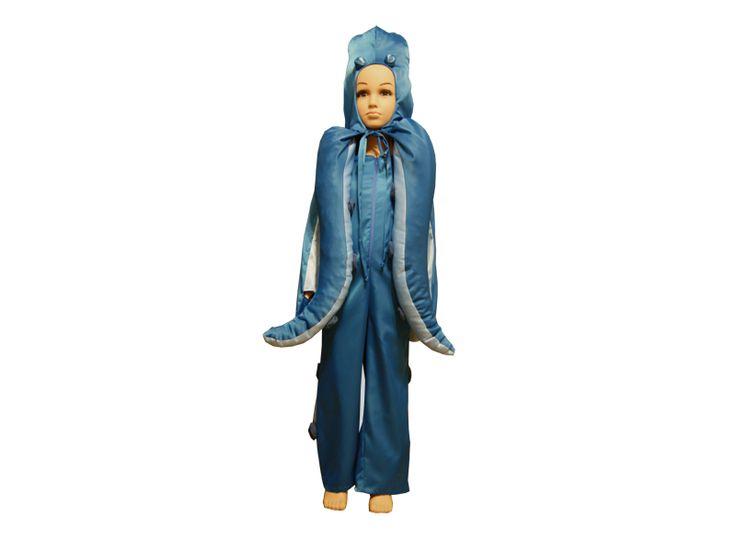 Карнавальный костюм Осьминога для мальчика на Новый Год. Идеи костюмов для детей и взрослых на Новый Год. Создай уникальный образ ребёнку с МодисткаОнлайн!