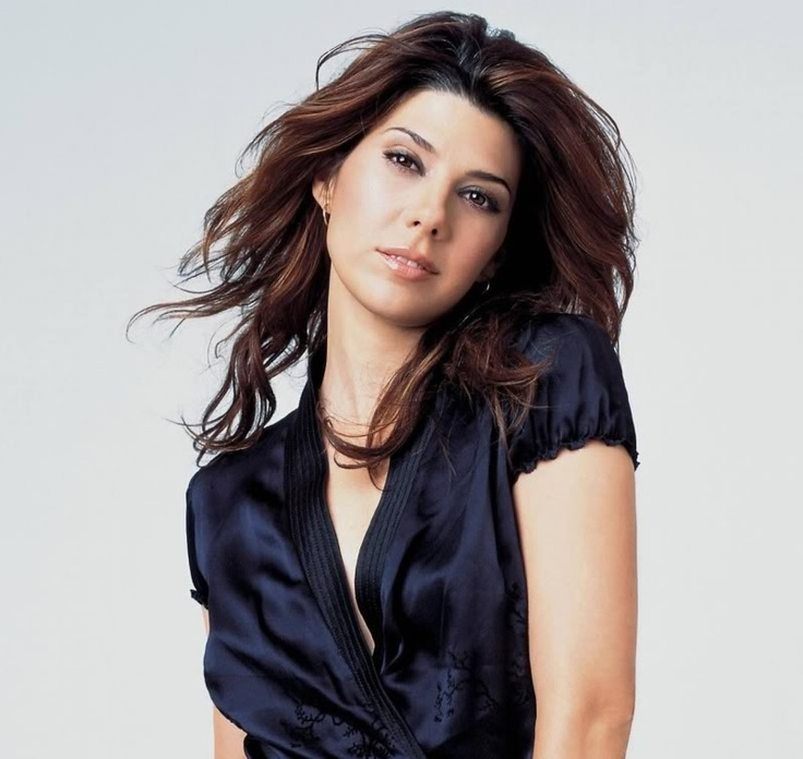 Marissa Tomei- love her, love her hair, great actress