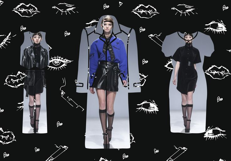 fly high! http://blevogue.tumblr.com/post/139283270779/omelyas-models-they-fly-high-and-painfully-fall