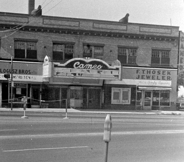 The Cameo Theater- 1960's