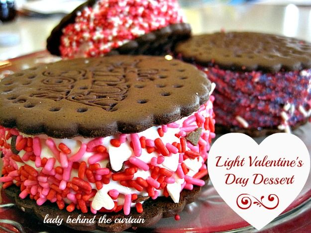 valentine's day desserts for boyfriend