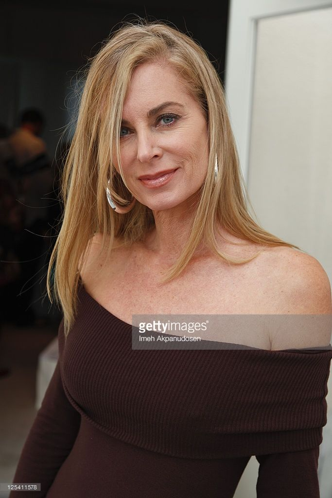 Actress Eileen Davidson attends the Nathalie Dubois Pre-Emmy Gift Suite at Luxe Hotel on September 16, 2011 in Beverly Hills, California.
