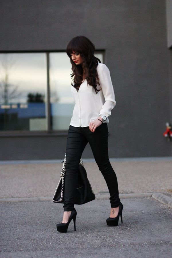 FashionHippieLoves: Silvester Outfit / newyears eve outfit