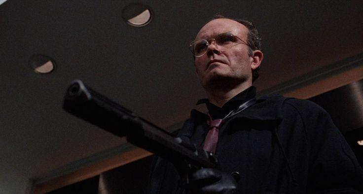 Robocop (1987, Paul Verhoeven) /  Cinematography by Jost Vacano