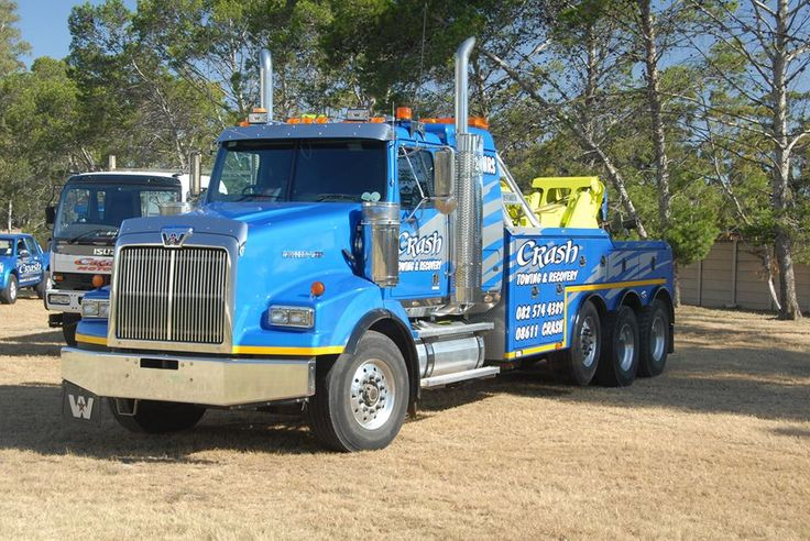 Long Lewis Ford >> W.STAR - Crash Towing | Western Star | Trucks, Tow Truck ...