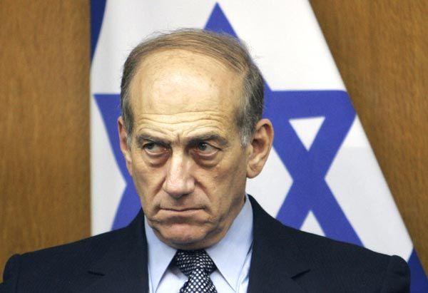 Ehud Olmert sentenced to six years in jail for bribery