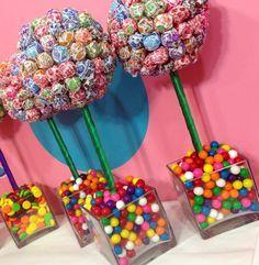 Arco iris Dum Dum chicle bola Candy Land por HollywoodCandyGirls