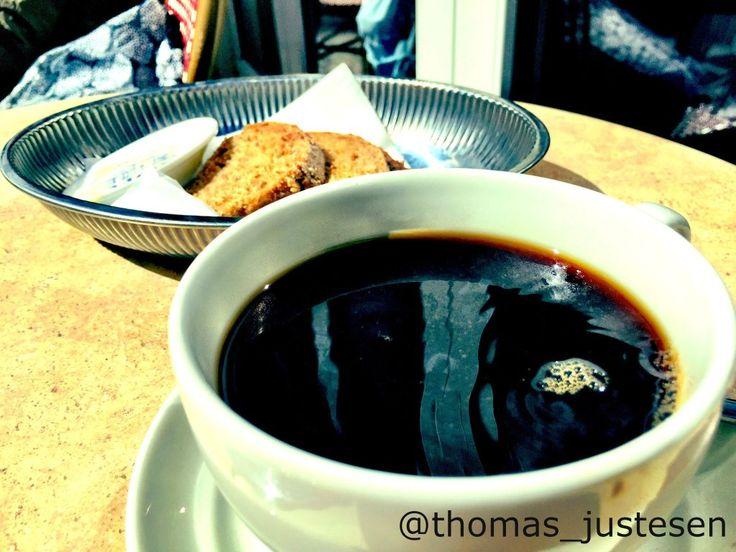 Jeg elsker min morgen kaffe! :) #frihed #friheden #danmark #danmarks #nørager #nordjylland #billede #billeder #billedet #rejse #rejser #rejseliv #rejseblog #rejsefeber #rejsetips #mad #aftensmad #aftensmaden #kaffe #kaffepause #kaffebar #kaffetid