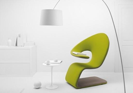 ALEAF: Un flexible chaise longue y sillón, al mismo tiempo - NaciónDiseño