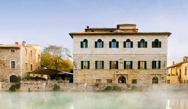 ITALIA- Albergo Le Terme con acceso a los baños termales - San Quirico d'Orcia (La Toscana)