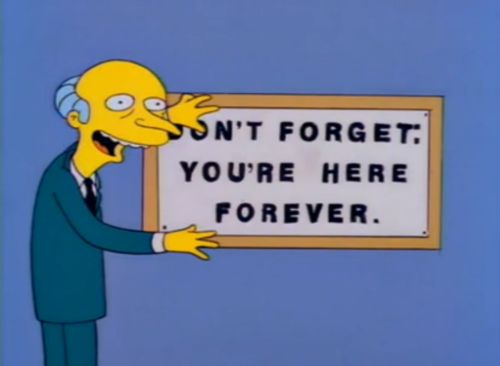 One of the best Simpsons eps.