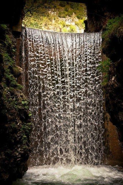 ❤❤❤Mountain Waterfall, Trentino, Italy | ITALY