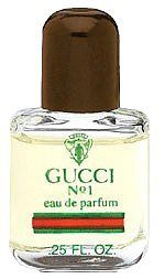 Gucci Parfum No.1 by Gucci for Women 0.25 oz Parfum Miniature Collectible by Gucci. $25.00. Buy Gucci Women's Perfumes - Gucci Parfum No.1 by Gucci for Women 0.25 oz Parfum Miniature Collectible
