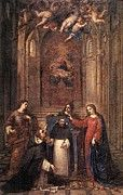 "New artwork for sale! - "" Pereda Antonio De St Dominic by Antonio de Pereda "" - http://ift.tt/2p8AV7X"