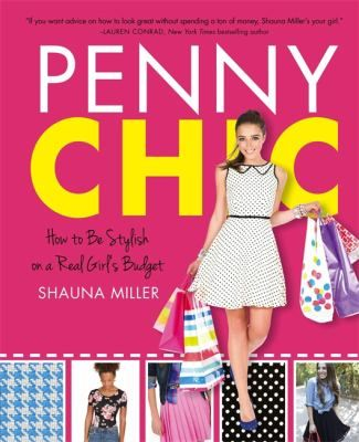 Based on her hit blog of the same name, the Penny Chic style guide will help you identify your fashion inspirations and discover your personal style. It also includes budget-conscious tips for DIY projects and how to find and recycle old pieces, guidance about getting the most out of a shopping trip to stores like Walmart and Target, and advice on how to put it all together to create a killer outfit and wear it with confidence.