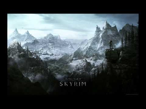 TES V Skyrim Soundtrack - The Streets of Whiterun - YouTube (this is so beautiful!)
