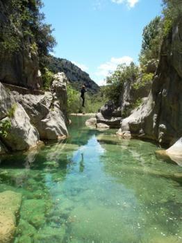 Barranco dels Estrets de Sant Aniol » Tuawo