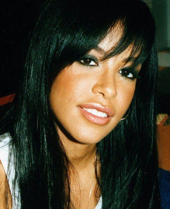 9 aaliyah's bangs