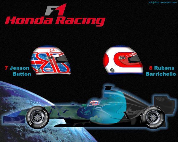 Honda RA107 by ShinjiRHCP.deviantart.com on @deviantART