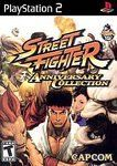 Capcom 26045 Street Fighter Anniversary Collection
