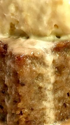 The BEST Sticky Toffee Pudding Cake Recipe ever ~ SO Rich, SO Buttery, SO Decadent, you'd never know it's actually gluten free!