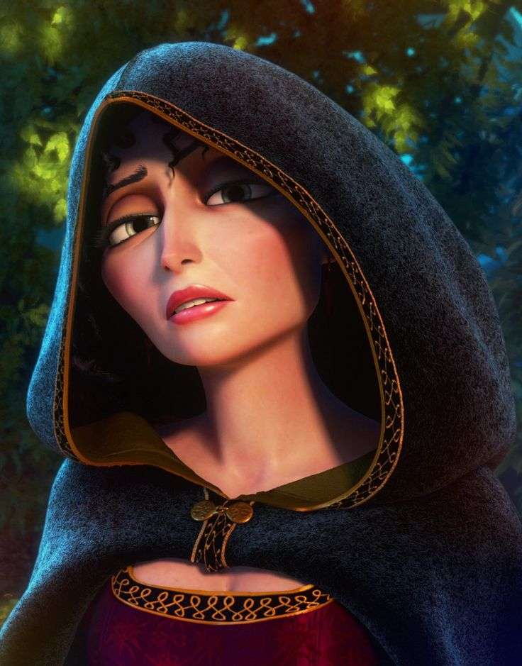 Mother gothel disney 39 s tangled pinterest disney chang 39 e 3 and my sister - Histoire princesse raiponce ...