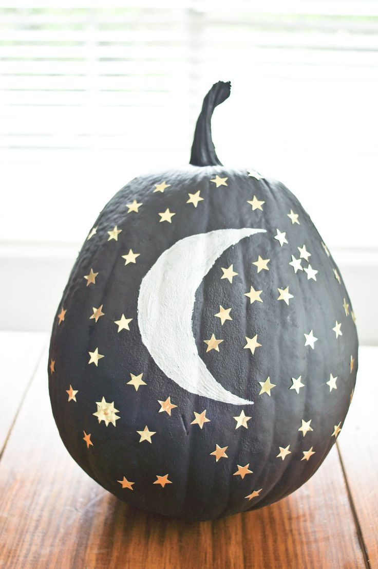 Starry Night Pumpkin