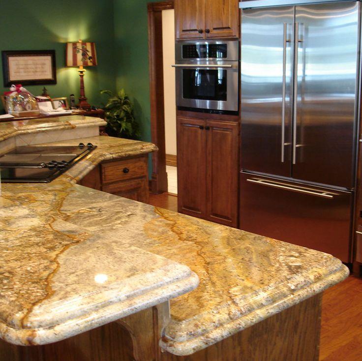 Kitchen Counter Lighting Ideas: Best 25+ Granite Countertop Edges Ideas On Pinterest