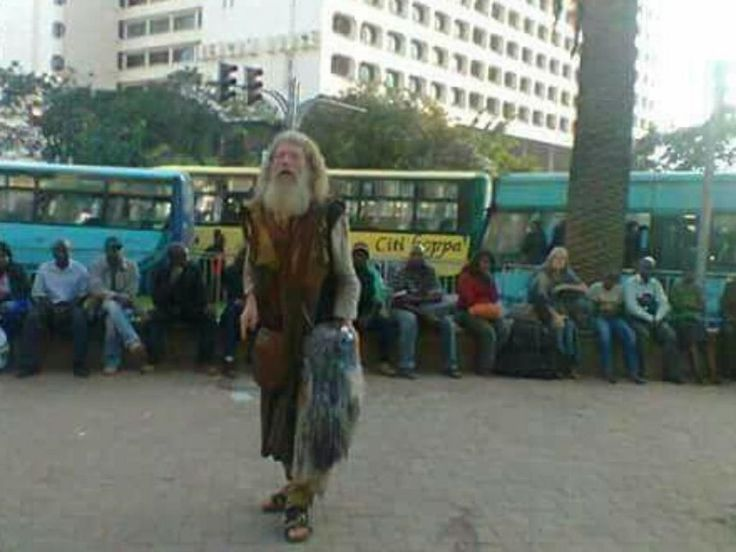 Kenyans wait for Abraham, Esther after 'Moses' spotted in Nairobi