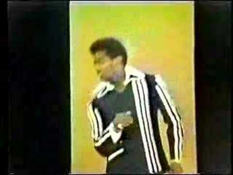 """War"" by Edwin Starr (Original video - 1969). ""I say, war/Good God, y'all/What is it good for?/Absolutely nothing/Say it again...""  Original video of Edwin Starr singing his famous song: ""War"" [Original Music video from 1969]     Originally written under the Motown label, and first perform by The Temptations, ""War"" was later re-released as a single with Edwin Starr as vocals. This version is considered a more emotional version and has become one of the most popular protest song ever."