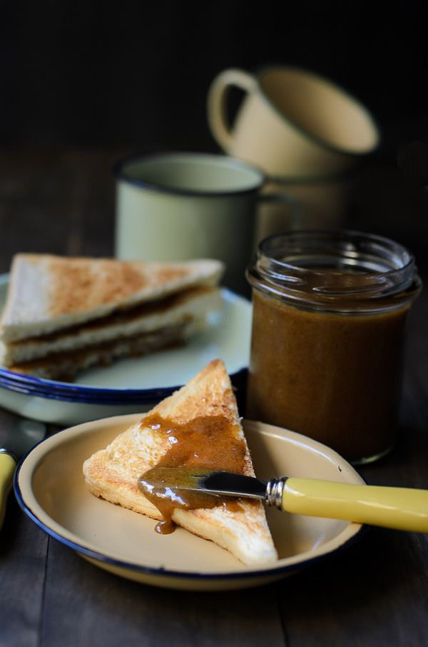 Kaya or Coconut Curd (jam) ~ a delicious spread made from eggs, coconut cream and sugar. Delicious with toast and morning coffee.