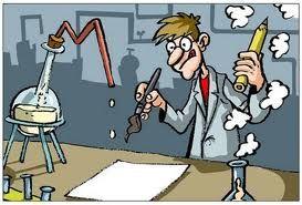 experimenteren - Iets uitvinden of uitproberen dat kan met verschillende dingen te maken hebben.