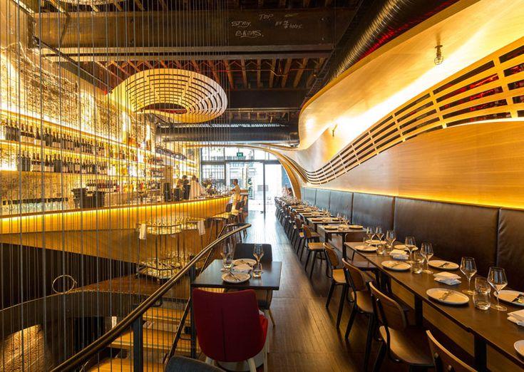 253 best restaurant images on Pinterest Restaurant interiors