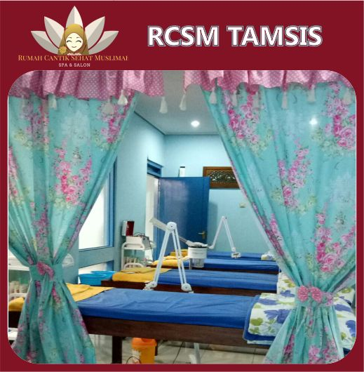 Room RCSM Tamsis please visit Spa & Salon Muslimah