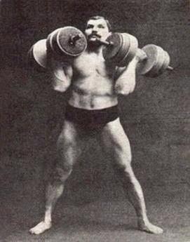 old school strongman | Manliness | Pinterest | Originals ...