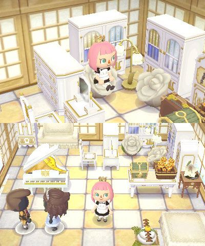 98 best acnl interior inspiration ideas images on for Modern house acnl