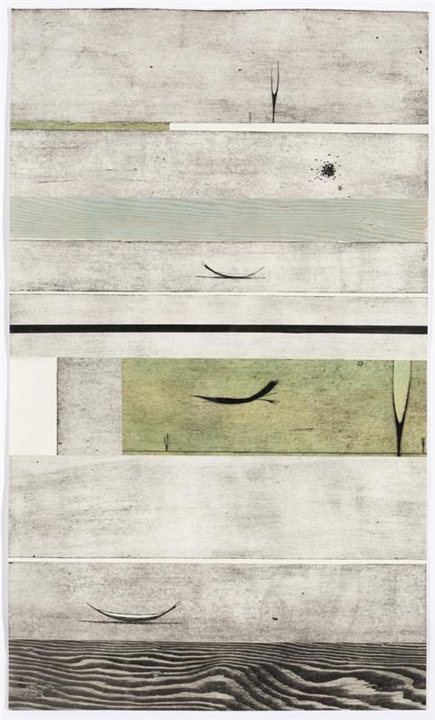 Simon Kaan - Untitled. Sanderson Gallery