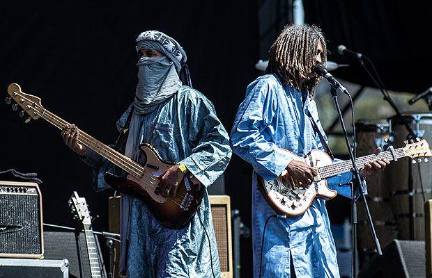 Banda do Saara, Tinariwen mostra em São Paulo sua música de resistência