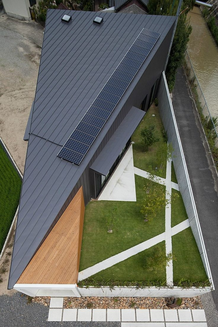 [건축디자인] 기특한 비밀정원이 있는 주택 : 네이버 블로그