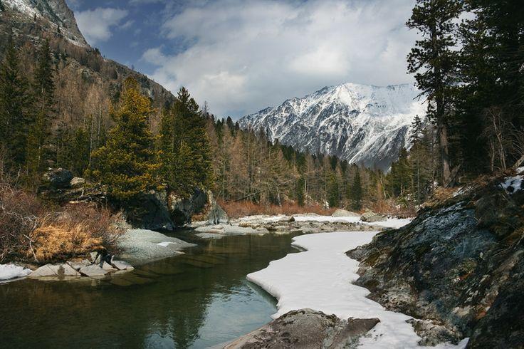 Altai Mountains: mountains of gold
