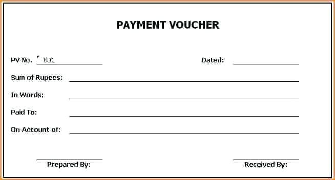 Voucher For Salary Payment Format క స చ త ర ఫల త