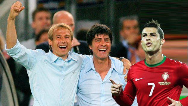Cristiano Ronaldo y Portugal: en manos de Joachim Löw y Jürgen Klinsmann #Depor